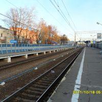 Станция Монино. м, Монино