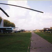 Монино. Центральный музей авиации, Монино