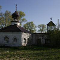 Успенская церковь в Муханово, Муханово