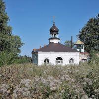 Успенская церковь в усадьбе Муханово, Муханово