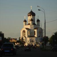 Храм в Мытищах, Мытищи