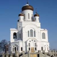 Храм Рождества Христова / Christmas Temple, Мытищи