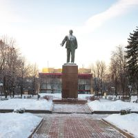 Мытищи. Ленин, Мытищи