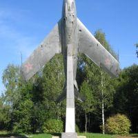 Миг-15 в парке Победы / Mig-15 in Victory park, Нарофоминск
