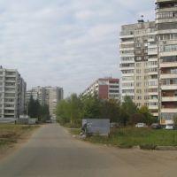 Улица Луговая / Lugovaya Street, Нарофоминск