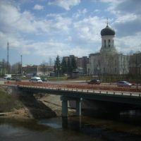 Церковь за Нарой, Нарофоминск
