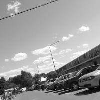 Market area, Нарофоминск