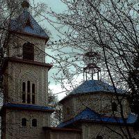 Церковь Даниила московского, Нахабино