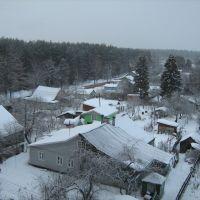 Вид из моего дома, Нахабино