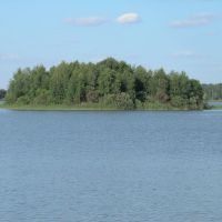 Рыбалка на рыбхозе у г.Егорьевска, Некрасовка