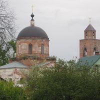 церковь, Некрасовка