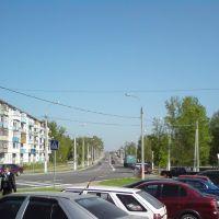 Егорьевск ул.Антипова, Некрасовка