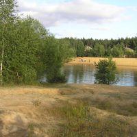 Рыжевский пруд, Некрасовка