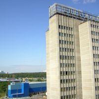Вид из Кадастровой палаты, Немчиновка