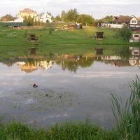 Рыбалка в Ромашково, Немчиновка