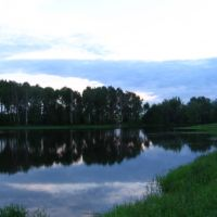 The Nemchinovka Pond, Немчиновка