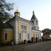 Ромашково.  Храм Святителя Николая, Немчиновка