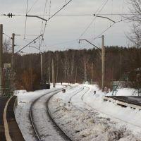 станция Ромашково, Немчиновка