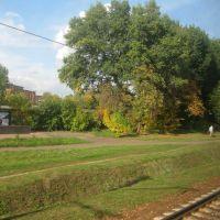 осенью 2012-го, Немчиновка