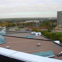 Крыша торгового центра, Немчиновка