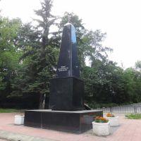 Памятник погибшим в ВОВ, Немчиновка
