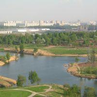 Митинское озеро, Новобратцевский