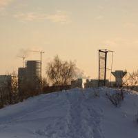 холм с кроватью, Новобратцевский