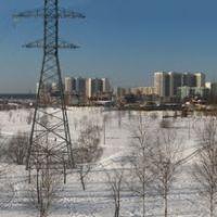 Panorama to park, Новобратцевский