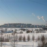Park, Новобратцевский