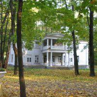 Bratcevo manor 4, Новобратцевский