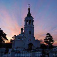 Церковь Рождества Христова в Рождествено., Новобратцевский