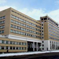 Тушино. Детская больница, Новобратцевский