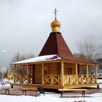 Часовня иконы Целительница при Тушинской детской больнице, Новобратцевский