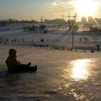 Mitino, winter, Новобратцевский