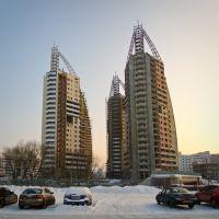 Krasnogorsk / Russia / 2009, Новоподрезково