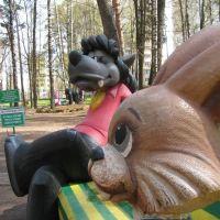 Заяц-волк, Ногинск