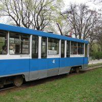 4-й трамвай, Ногинск