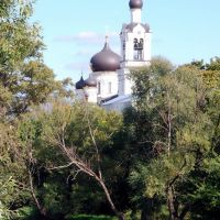 Церковь иконы Тихвинской Божьей Матери., Ногинск
