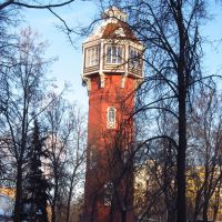 Former water tower, Ногинск