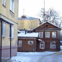 Yard in Noginsk, Ногинск