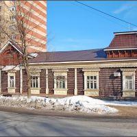 Ногинск. Деревянный дом, Ногинск