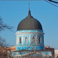 Ногинск. Купол Богоявленского собора, Ногинск