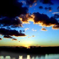 над озером, Обухово