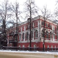 Former house of manufacturer M.Shcherbakov (second half of XIX century), Озеры