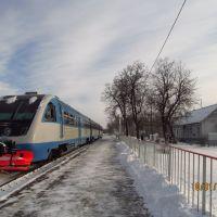 Ozyory railway station, Озеры