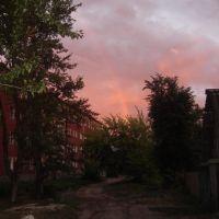 """""""Литерные"""", после дождя, Озеры"""