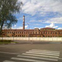 Старый завод. Подскажите какой?, Озеры