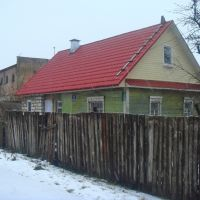ul.Sergeeva 1a, Озеры