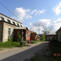 больница Октябрьская, Октябрьский