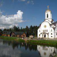 Церковь в Опалихе, Опалиха
